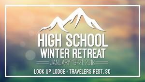 2018 HSM Winter Retreat
